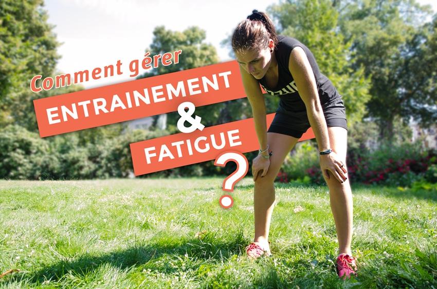 Sport et fatigue : comment gérer ?