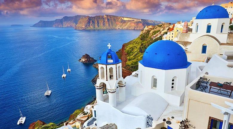 Les villes les plus romantiques au monde