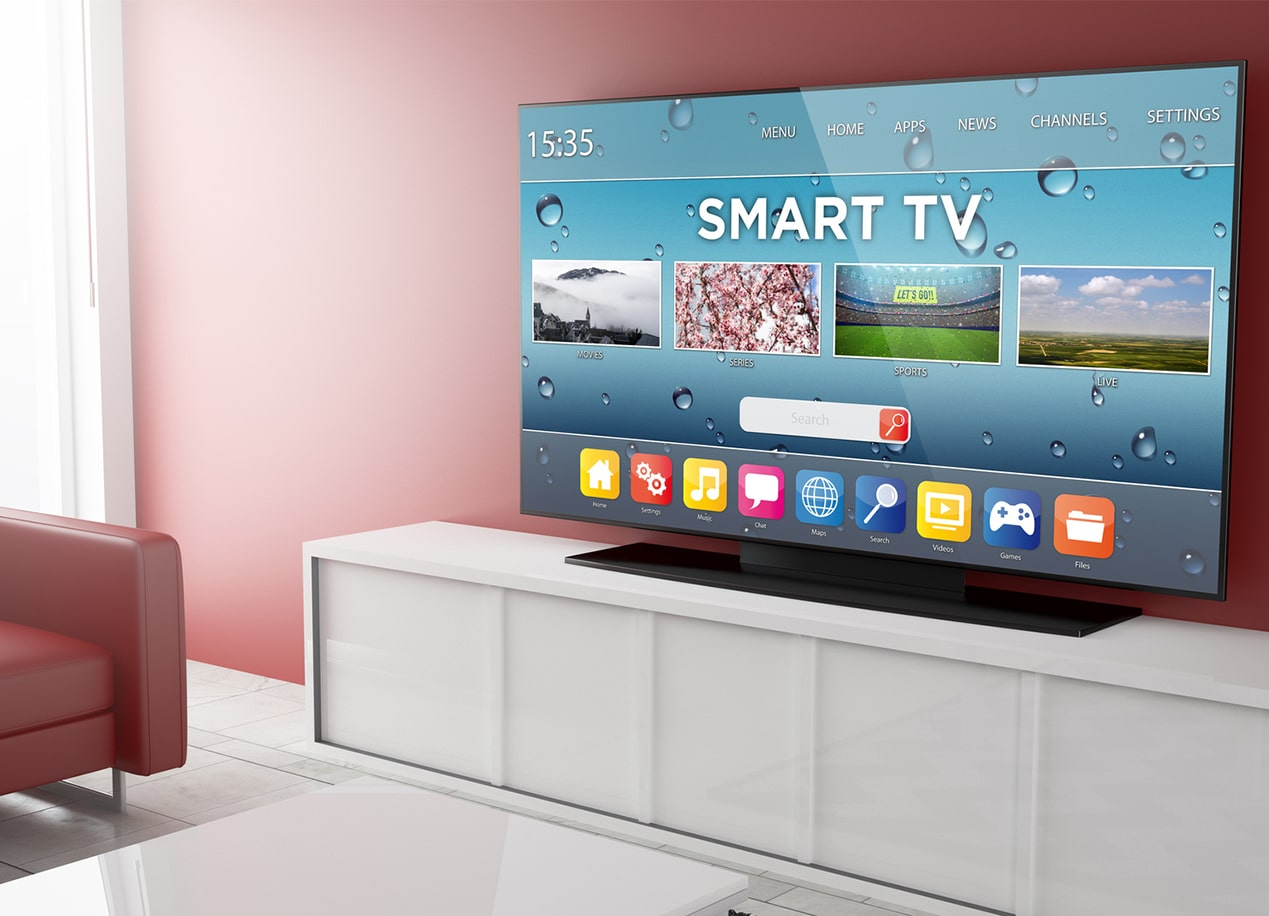 smart tv internet